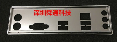 IO I//O Shield Back Plate BackPlate for ASUS H61M-E P8H61-M LX3 PLUS R2.0 RE