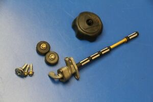 2004-01-05-KTM-200-EXC-Petcock-Fuel-Valve-Mounts-Gas-Tank-Cap-Hardware-Bolts