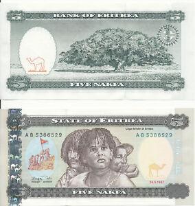 Eritrea-02-5-NAKFA-1997-UNC-Pick-2