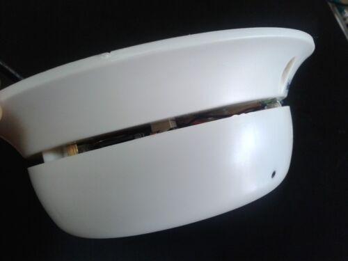 HDTVI Spy Smoke Detector 2.4MP 1080p Hidden Covert Camera 3.7mm Pinhole Lens