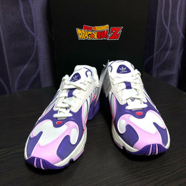 Adidas Dragon Ball Sneaker Freezer Model YUNG-1 Size 26.5cm US 8.5