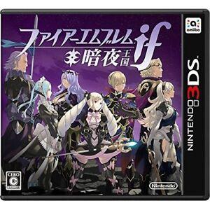 Very-Good-3DS-Fire-Emblem-if-dark-night-kingdom-Import-Japan