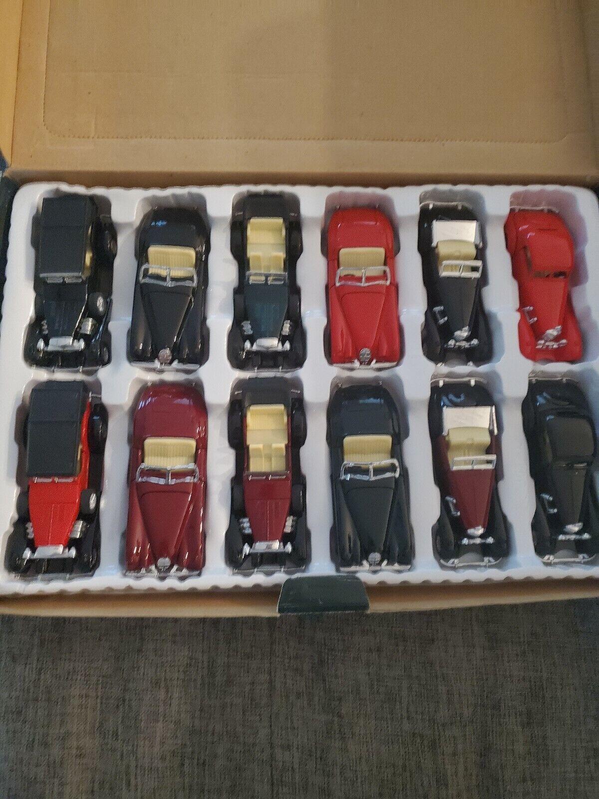 mejor opcion Antiguo Clásico Juego Completo De 3 coches coches coches de fundición  Con precio barato para obtener la mejor marca.