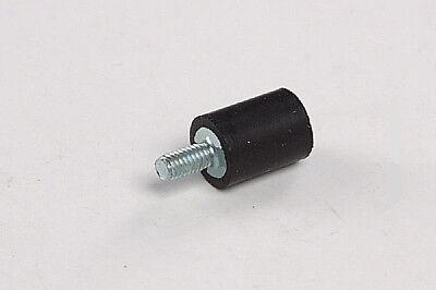 H 40  Metallpuffer   Anti Vibration Mount Schwingungsdämpfer Typ D  M8   Ø 40