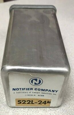 Notifier S22L-24M Zone Can for MD Panel | eBay