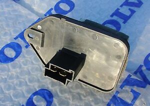 volvo 850 v70 s70 blower motor resistor for manual controlled heater rh ebay com Volvo S60 Volvo 850 Wagon