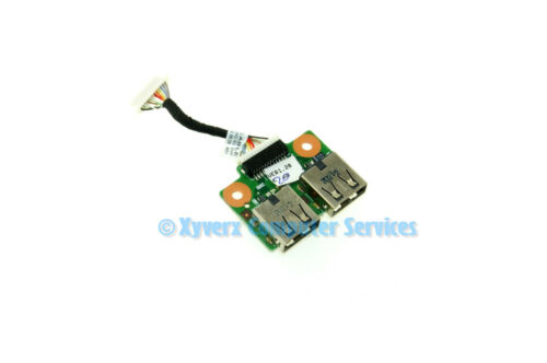 616477-001 6017B0264801 GENUINE HP USB BOARD W// CABLE DV5-2000 DV5-2045DX SERIES