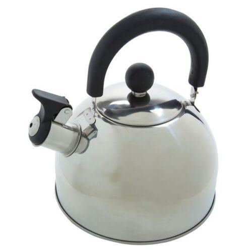 Regatta calderas de agua 2 litros con pipa muy bonito atuendo PVP 19,95 acero inoxidable
