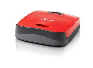 Robot-Aspirapolvere-Vileda-VR101-Nuovo-Robot-Vileda-Ricaricabile-Disco-Robot