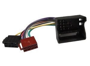 Adaptateur-cable-fiche-ISO-faisceau-autoradio-pour-Renault-Scenic-Twingo-2009