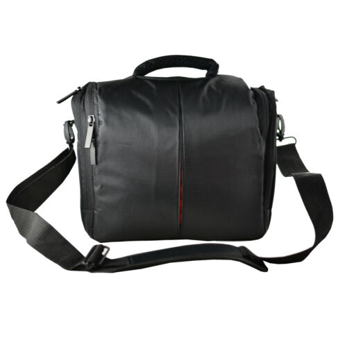 Black Camera Shoulder Bag Case For Canon EOS 60D 60Da 50D 40D 1100D 1000D etc