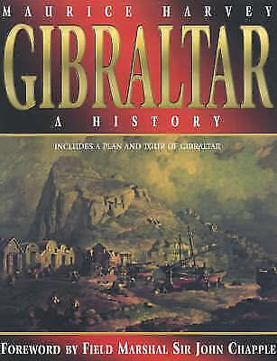 (Good)-Gibraltar (Paperback)-Maurice Harvey-1862271038