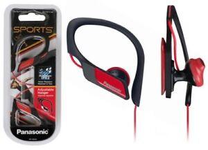 Auriculares-deportivos-Panasonic-RP-HS34-rojo-Cascos-Headphones-IPX2