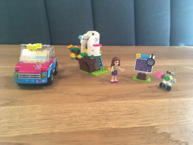 Lego Friends, 41116, Olivias ekspeditionsbil