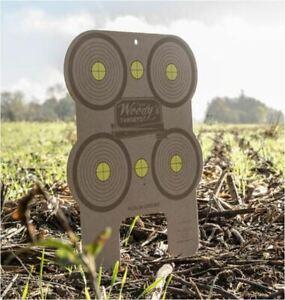 Caldwell Shooting Targets Orange Peel Splatter Rifle Air Co2 Gun Target Practice