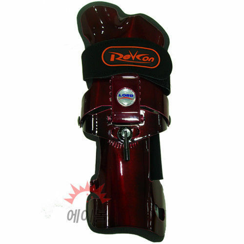 NEW REVCON WINE MAMMOTH RIGHT Hand Bowling Wrist Support Accessories Sports_Va