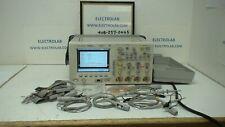 Agilent Mso6104a 1ghz 4gsas Max 416 Ch 8mpt Mixed Signal Oscilloscope
