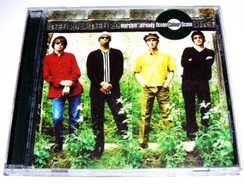 1 of 1 - cd-album, Ocean Colour Scene - Marchin Already, 13 Tracks, Australia