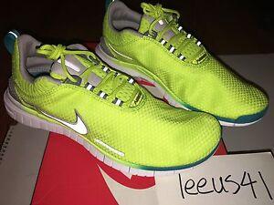 timeless design 42ae9 5c83e Details about Nike Free OG 14 BR Volt Green Size 10