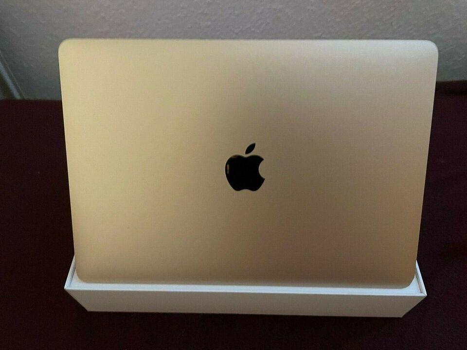 MacBook, 8 GB ram, 256 GB harddisk