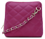 New-Ladies-Womens-Micro-Italian-Leather-Evening-Quilted-Shoulder-Crossbody-Bag thumbnail 6