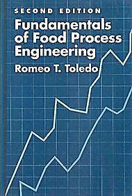 Fundamentals of Food Process Engineering  An AVI Book
