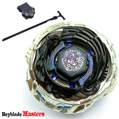 BEYBLADE METAL FUSION MASTERS NEW ZERO-G/4D System+Power Launcher FREE SHIPPING
