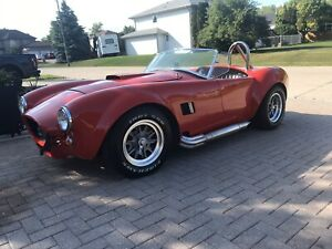 1966 Shelby cobra convertible factory five AUTO
