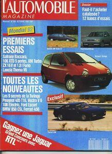 L-AUTOMOBILE-MAGAZINE-n-556-10-1992