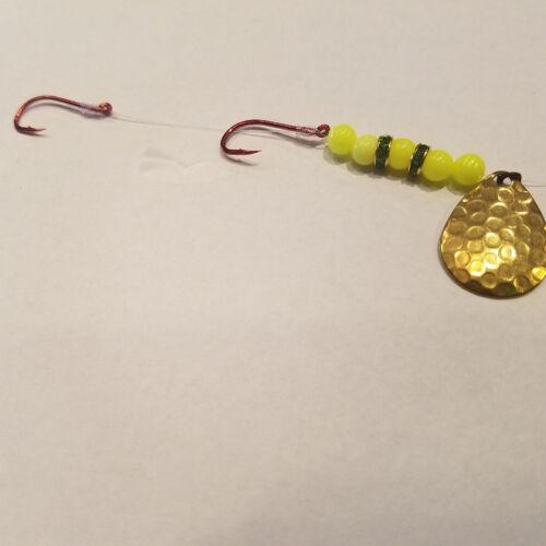 5 worm harness American made double jeweled wedding rings walleye-kokanee lures