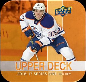 a95c61289 2016-17 Upper Deck Series 1 UD Game Used Jersey YOU CHOOSE PICK ...