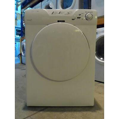 Candy GOV580NC Grand'O White Vented Tumble Dryer 8 KG Sensor Drying PTD