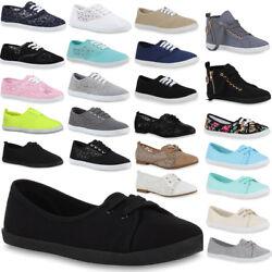 Damen Freizeit Schuhe Sneakers & Halbschuhe 99174 Gr. 36-41 New Look