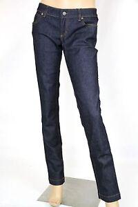 595 New Gucci Women s Dark Blue Denim Legging Jeans Pants 337614 ... da69bd666f