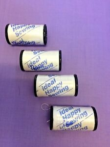 100 Metre Ideal White Sewing Polyester Thread 35 Reels