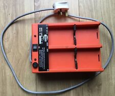 HBC ELECTRONIC FLG 701 BATTERY LOADER CHARGER HBC RODIOMATIC
