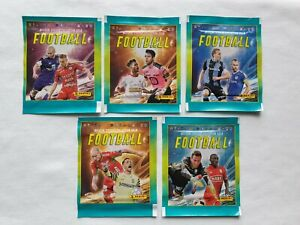 Panini Football 2018 - 5X tuten,bustina,sobre Belgishe different - Foot 2018