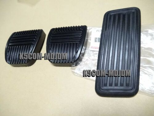 New Oem Pedal Pad Set Manual Set Toyota 93-02 Supra JZA80 Genuine PART Jdm  L0L