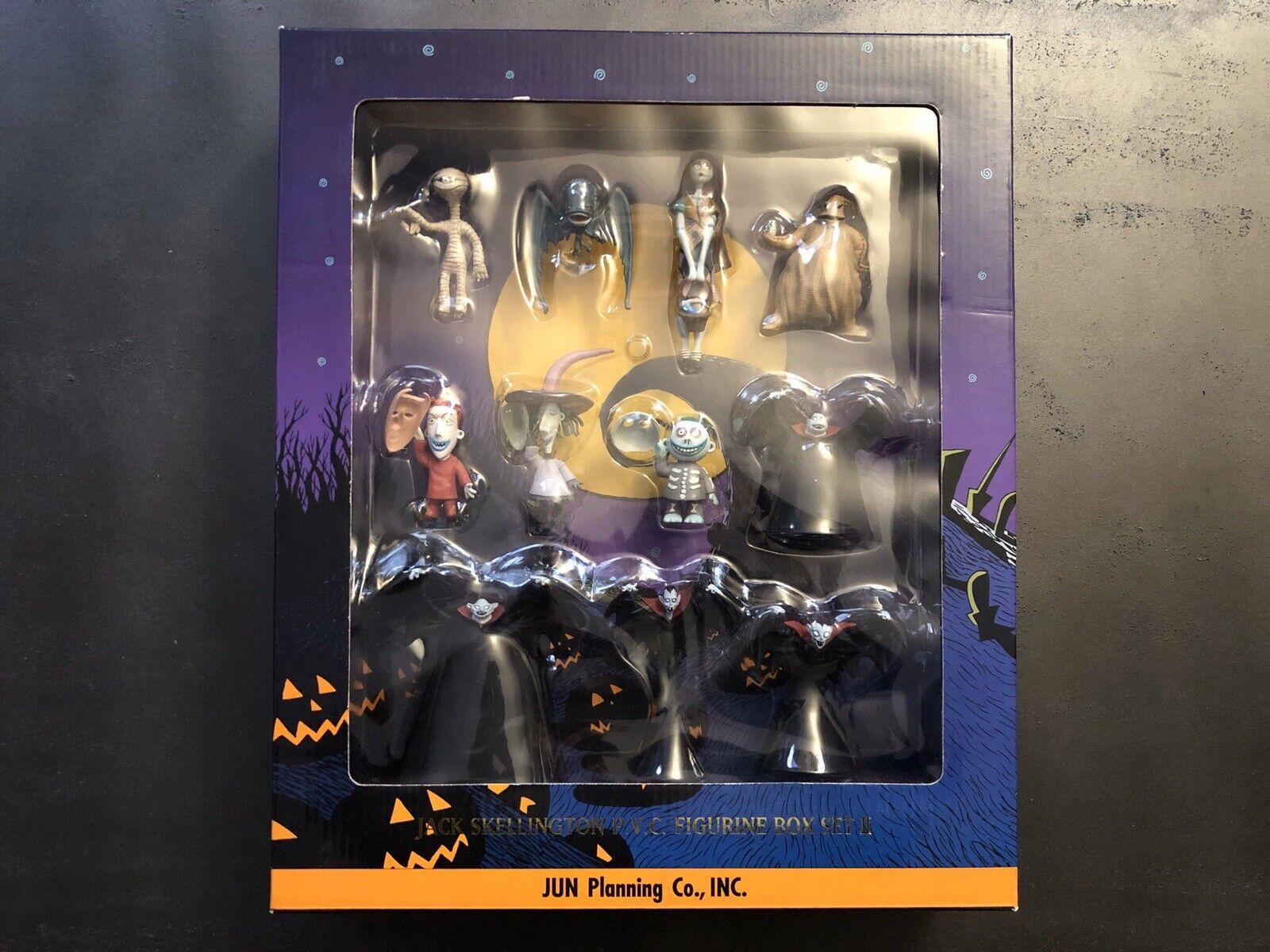 Nightmare Before Christmas Jack Skellington PVC Figurine Box Set 2 Jun Planning