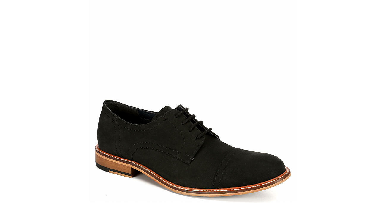 FRANCO FORTINI MENS RUSSELL - BLACK