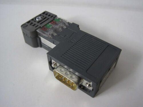 Siemens Profibus conector SIMATIC s7 6es7 972-0bb50-0xa0 6es7972-0bb50-0xa0