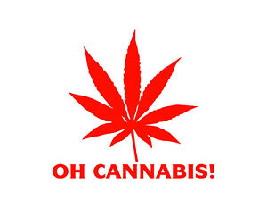 Details about OH CANNABIS DECAL 5