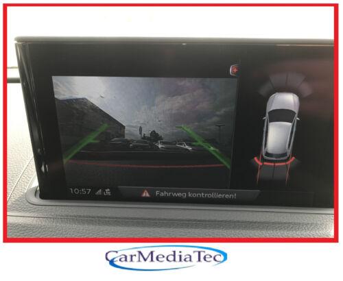 Audi a3 s3 8 V sporback caméra de recul En parfait état dans sa boîte High Original Nachrüst Rear View RVC