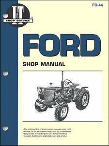 ford new holland 1300 1310 1500 1510 tractor service repair workshop rh ebay com Ford Raptor Ford Raptor