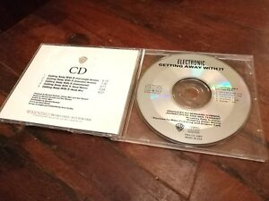 Electronic-New-Order-Joy-Division-Getting-Away-With-Promo-5-Tracks-Cd-VG