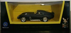 1/43 Shelby Cobra Daytona Coupe 1965 Signature Escala Negro Mate Road Signature