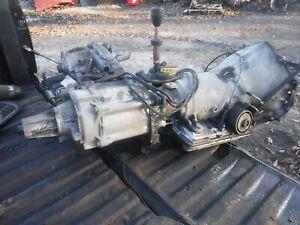 Jeep Wrangler Swap For Gm V8 700r4 231 Transfer Case Overdriveauto Transmission Ebay