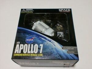 DRAGON-APOLLO-7-COMMAND-SERVICE-MODULE-CSM-1-72-FINISHED-model-NASA-SPACE-Figure