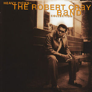 ROBERT-CRAY-BAND-HEAVY-PICKS-THE-COLLECTION-CD-GREATEST-HITS-BEST-OF-NEW