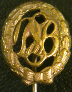 ✚4553✚ German Army Sport Badge...